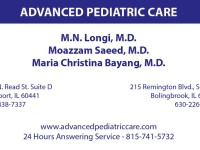 Advanced Pediatric Care