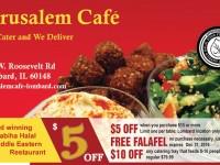 Jerusalem Cafe