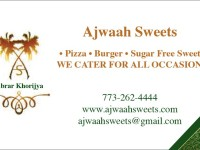 AJWAAH Sweets