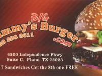 Big Jimmy\'s Burger