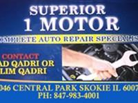 Superior 1 Motor AD